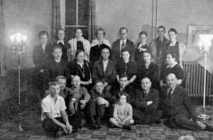 group centered around Marie Juchacz